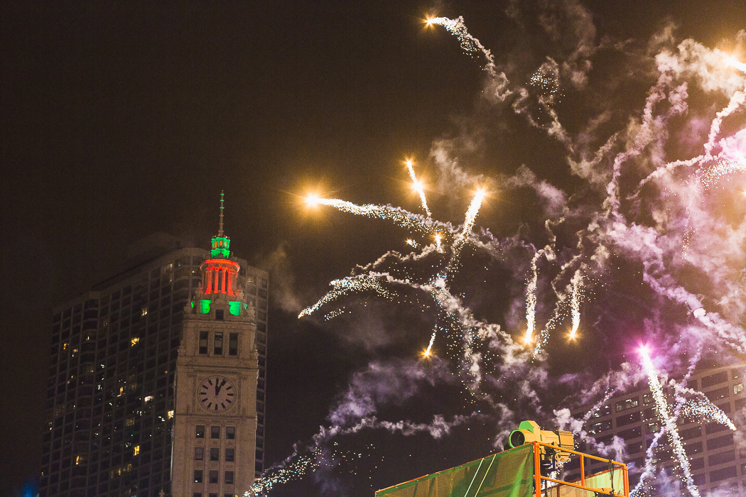 Chi-Town Rising NYE Celebration Recap
