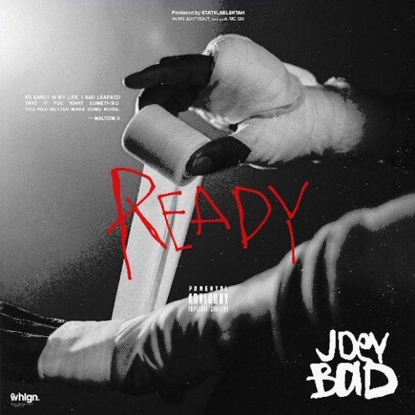 Joey Bada$$ - %22Ready%22 (Prod. By Statik Selektah)