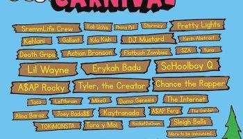 c93c7259f621 Camp Flog Gnaw 2018 Lineup Announced feat. Kanye West + Kid Cudi ...