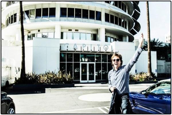 Paul McCartney Capitol Records