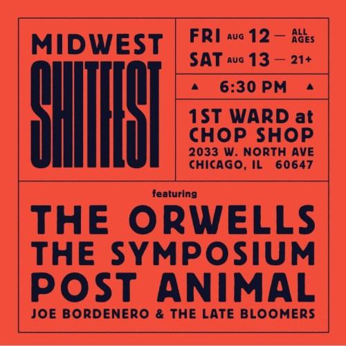 The Orwells Shitfest