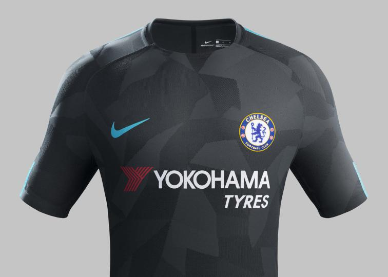 Chelsea FC 2017/18 Third Kit