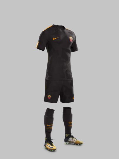 AS Roma 2017/18 Third Kit