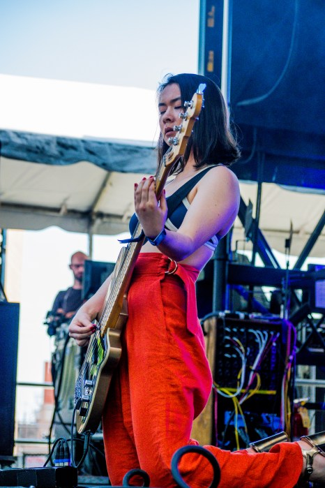 Mitski - Pitchfork Music Festival 2017
