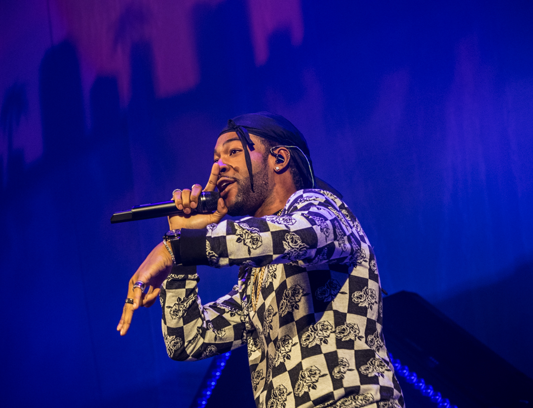 POD Photos: Charli XCX & PartyNextDoor at Allstate Arena