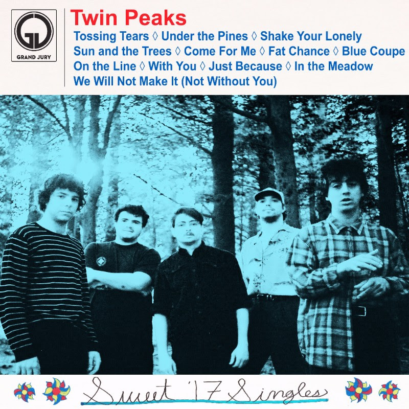 Twin Peaks Release Final Two Songs from Sweet '17 Singles Series, Announce Compilation LP