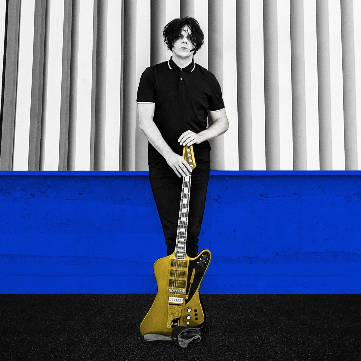 Jack White Announces 2018 World Tour