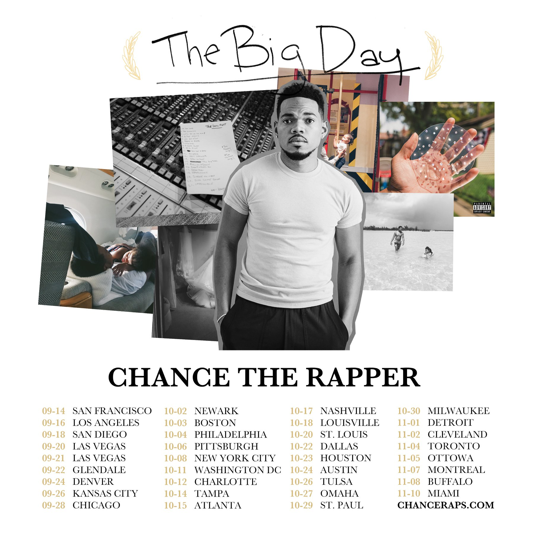 Image result for the big day chance the rapper