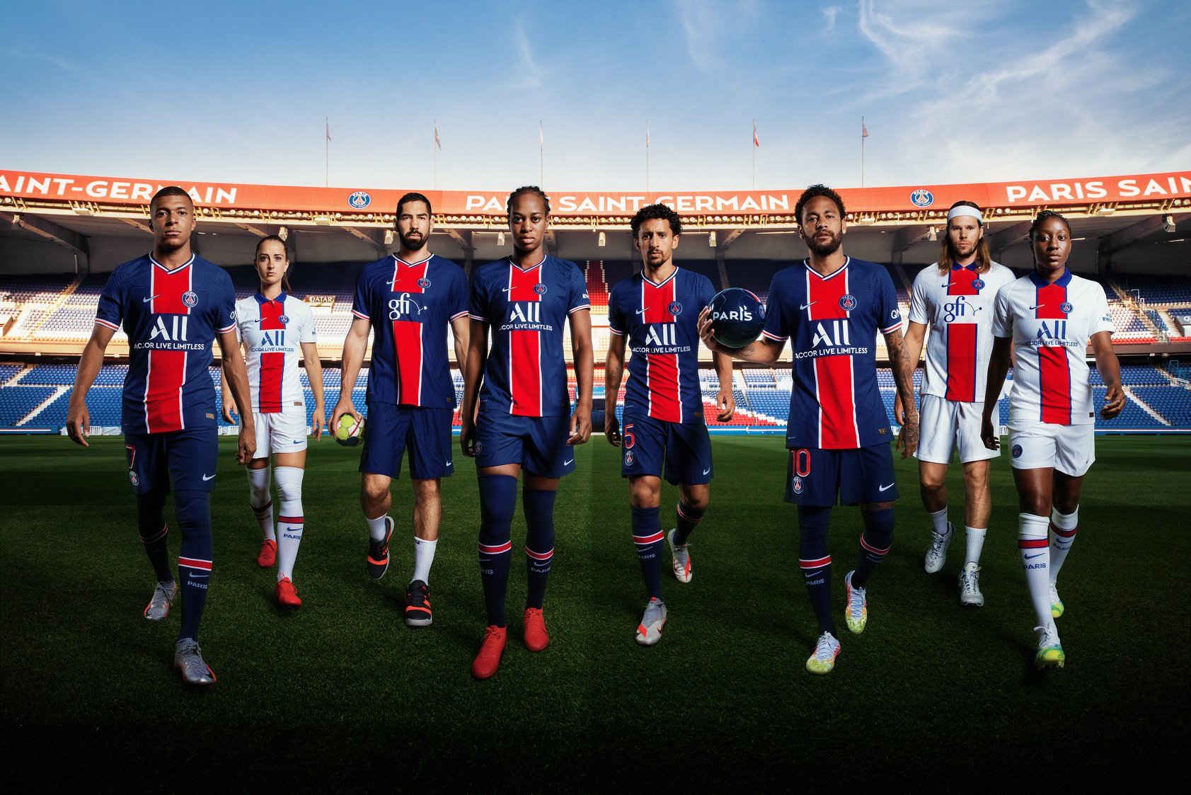Check Out Psg S 2020 21 Home Away Kits Pursuit Of Dopeness