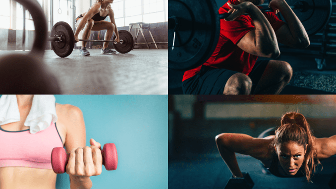 3 Reasons to Start Resistance Training Today