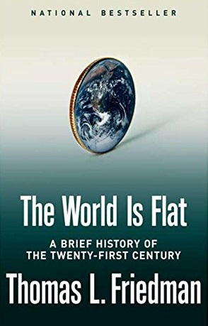 Understanding globalization a book review of the world is flat initially written after the tragic events of 911 and before the great recession of 2008 thomas friedmans economic treatise and the world is flat malvernweather Choice Image