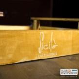 esempio di incisione su legno