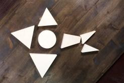 figure geometriche pesce