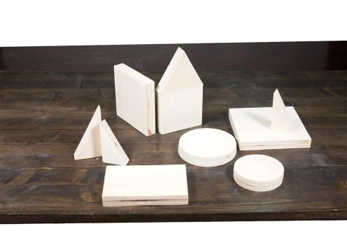 figure geometriche Casetta