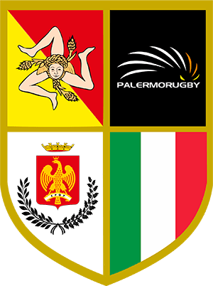 Palermo Rugby logo