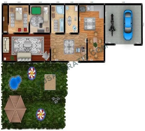 3 Aplikasi Untuk Membuat Desain Rumah Minimalis dengan Mudah  Pusat Gratis