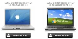 LEGO Digital Designer : Menyusun Lego Lewat Komputer Yuk