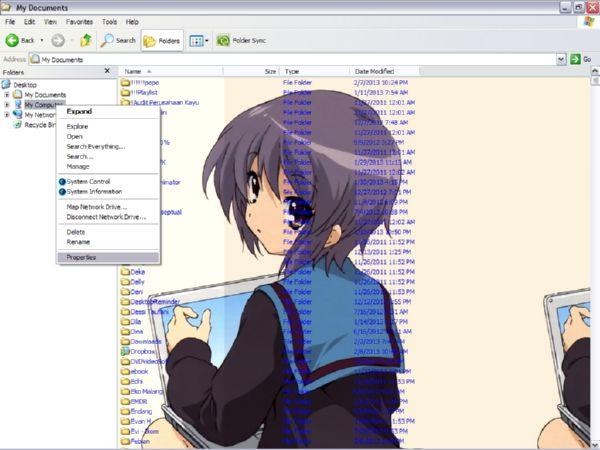 [Tips Windows XP]Tips Agar Windows XP Bekerja Lebih Cepat (Part 2)