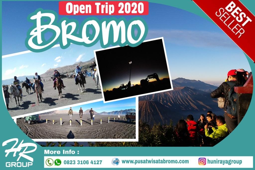 Open trip Bromo Terlengkap 2020 Surabaya Malang CV HUNI RAYA GROUP