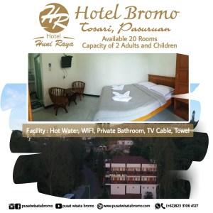 Hotel Huni Raya Bromo hotel di wisata gunung bromo