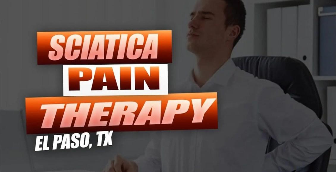 therapy sciatica el paso tx.