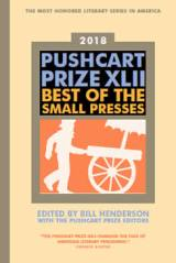 Pushcart Prize 2018 Cover
