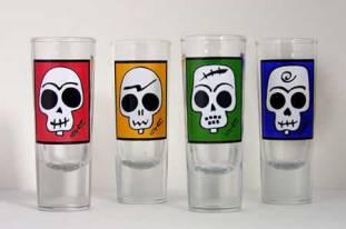 tidings Fenny glass