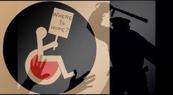 "Logo for ""Where is Hope"""