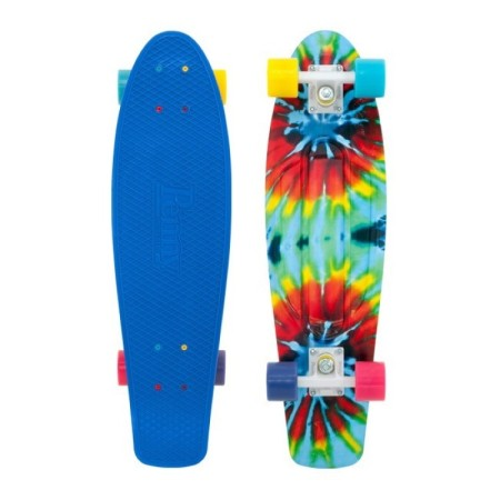 Penny Nickel Tie Dye Skateboard