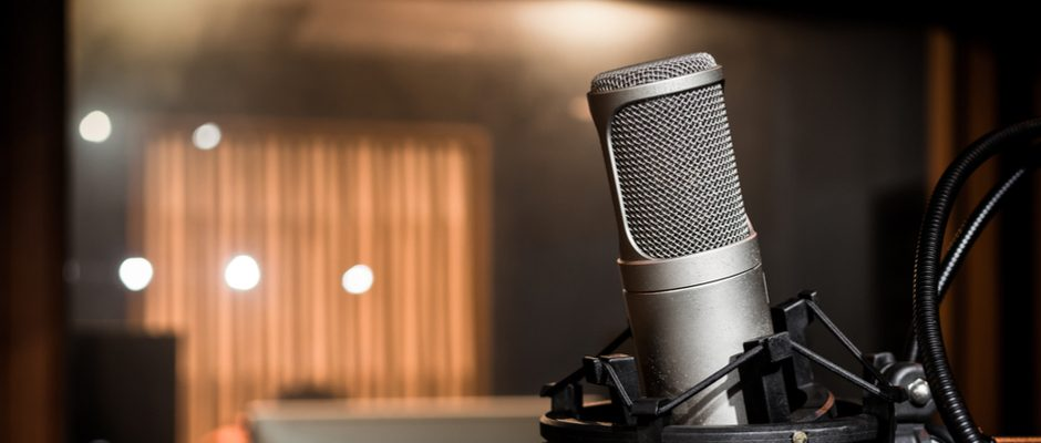 How a Simple Course on Voice Over Changed My Life
