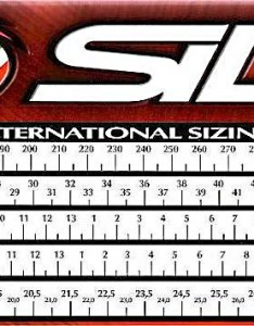 Sidi size chart shoe comparision also pushys sizing charts for clothing helmets and shoes rh