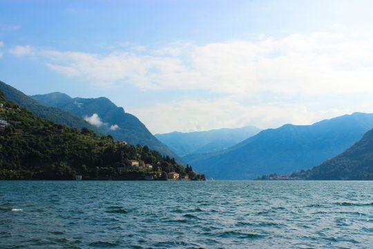 Lombardiya'nın İncisi: Como Gölü
