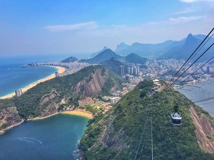 Rio de Janeiro: Tanrının şehri mi, Şehirlerin Tanrısı mı?-1