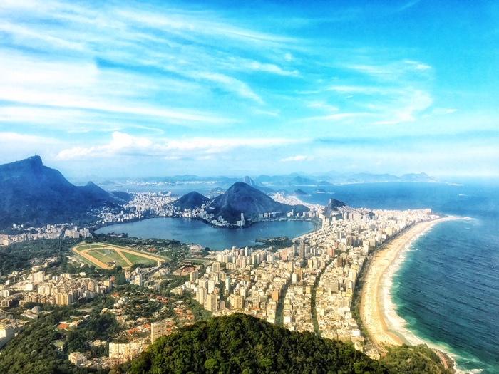 Rio de Janeiro: Tanrının Şehri mi, Şehirlerin Tanrısı mı?-2