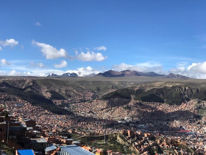 Hiç İnşa Edilmemesi Gereken Şehir La Paz
