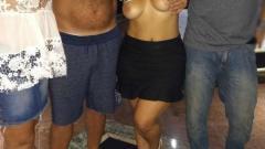 Fotos Esposa Peituda Gostosa em suas Aventuras Sexuais