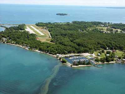 Middle Bass Island, Ohio Aerial Photos
