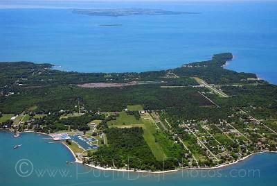 Kelleys Island, Ohio - Aerial Photos