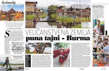 Budi In, Burma1