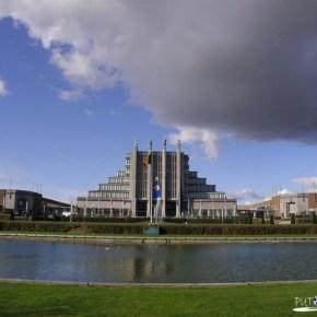 The Centenary Palace . Heysel palace
