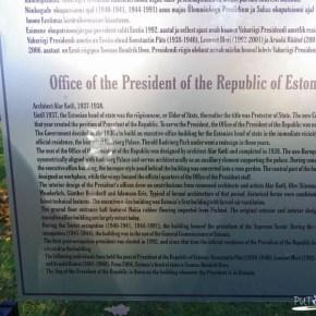 Office of President Estonia