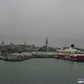 Vožnja trajektom iz Tallinna do Helsinkija
