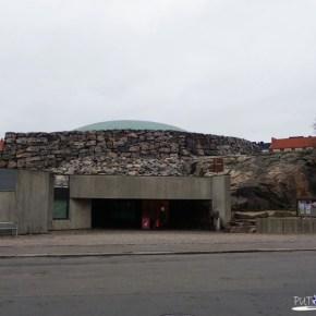 Temppeliaukio Church (Church in the Rock)
