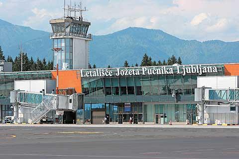 Zračna luka Jožeta Pučnika (Brnik) – LJUBLJANA