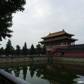 Forbidden City north gate
