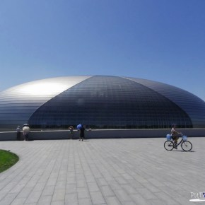 The National Grand Theater Beijing