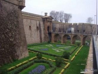 Tvrđava Montjuic sa koje se pruža prekrasan pogled na Barcelonu, danas se tu nalazi muzej vojne povijesti