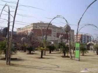 Barcelona Parc del Centre del Poblenou