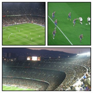 Fc Barcelona - Valencia