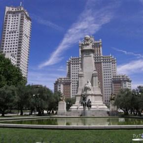 Plaza Espanya - Madrid